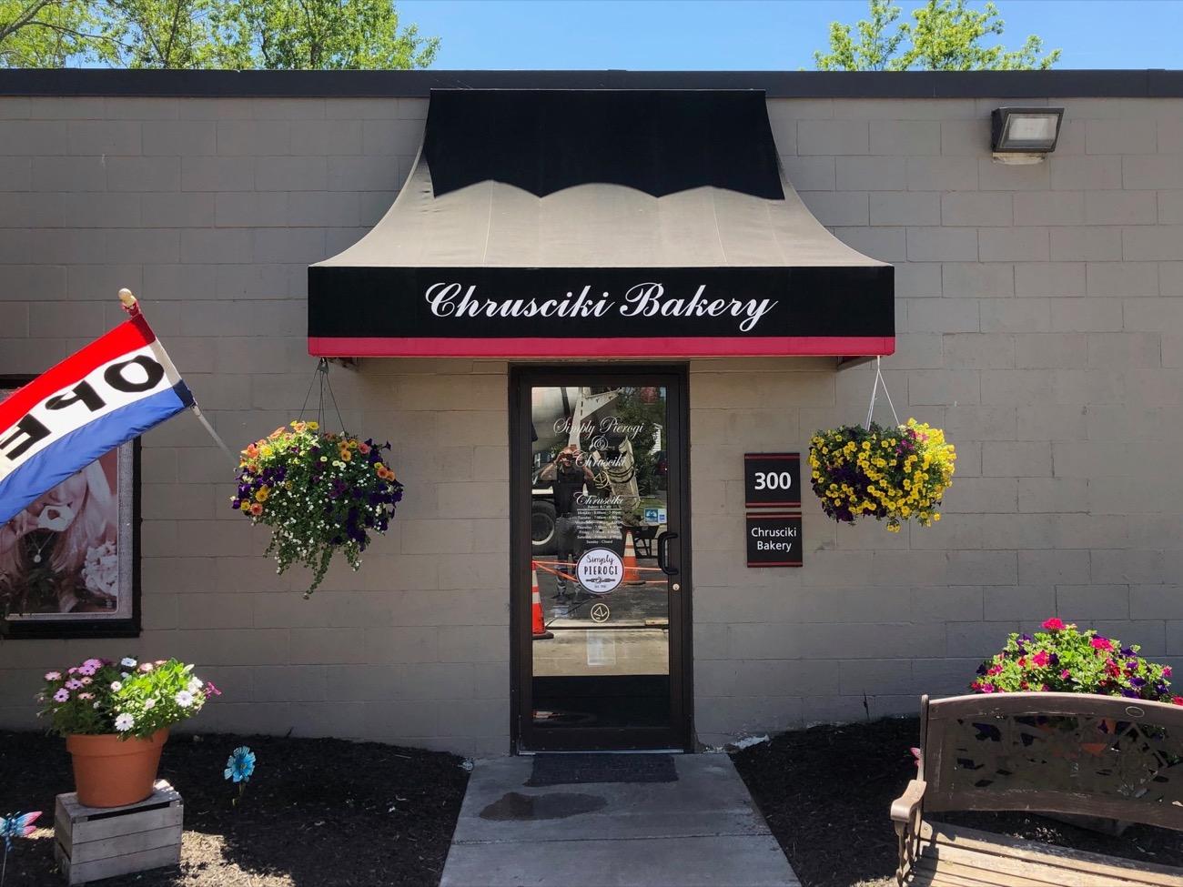 Chrusciki Bakery Lancaster, NY Location
