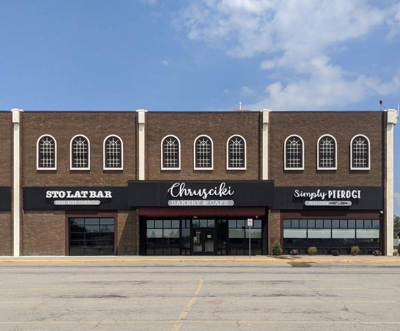 Chrusciki Bakery - Clarence, NY  Location